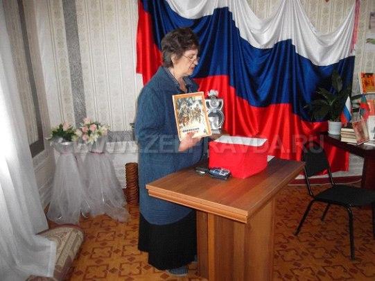 Школьники станицы Исправной приняли участие в Международной акции «Читаем детям о войне»