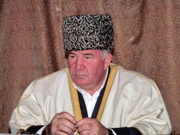Председатель координационного центра мусульман Северного Кавказа поздравил православных жителей Зеленчукского района с Пасхой