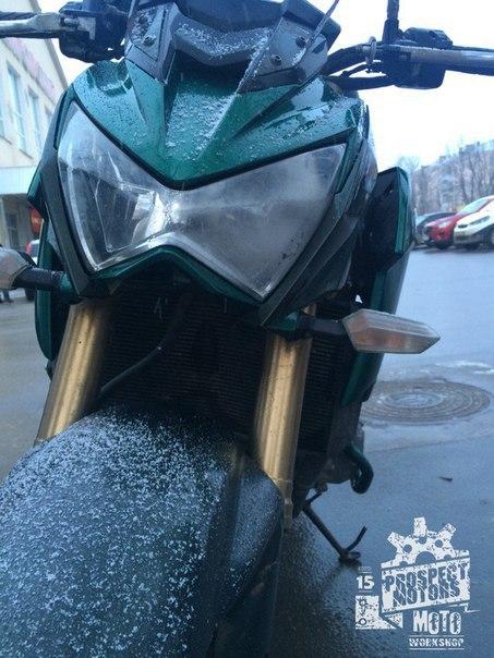 Рубрика осмотра мотоциклов перед покупкой для МотоМосквы!