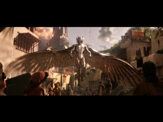 Боги Египта (2016) Второй официальный дублированный трейлер фильма (HD)
