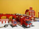 Лего Сити. Пожарная часть. 24.12