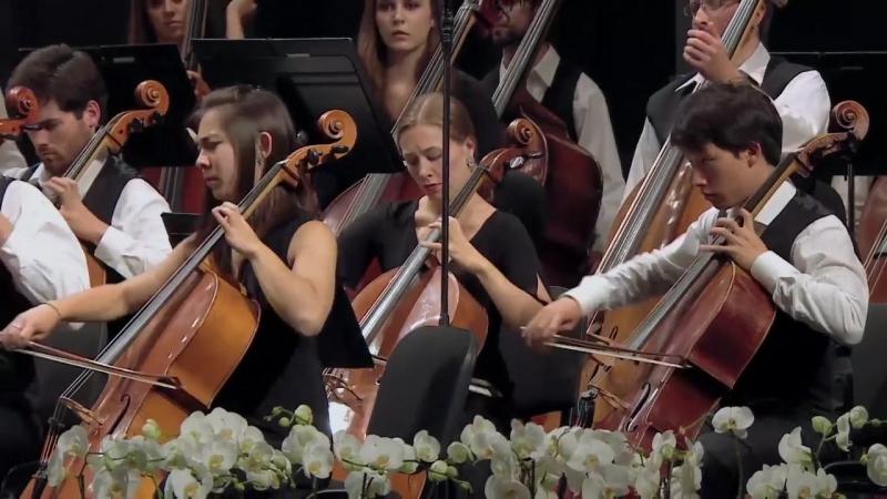 Jaap van Zweden conducts Bruckner- Symphony No. 8