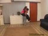 piggyback the ponygirl i/iii