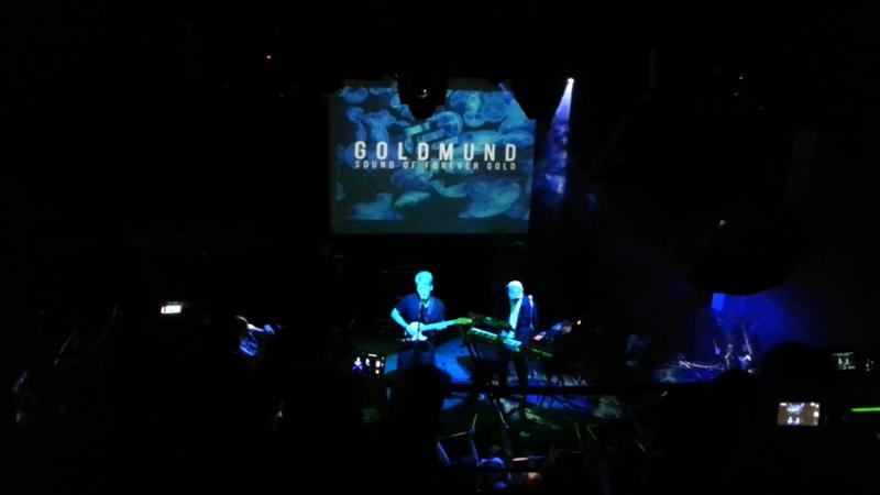 28/05/16 Goldmund - 제1접촉 (First Contact)