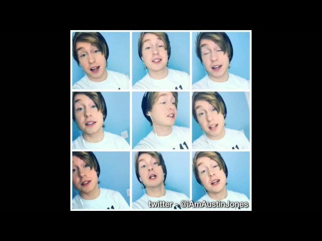 If You Can't Hang (Acapella) - Austin Jones Sleeping With Sirens Cover