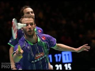 Final - 2015 All England Open - Fu Haifeng / Zhang Nan vs Mathias Boe / Carsten Mogensen