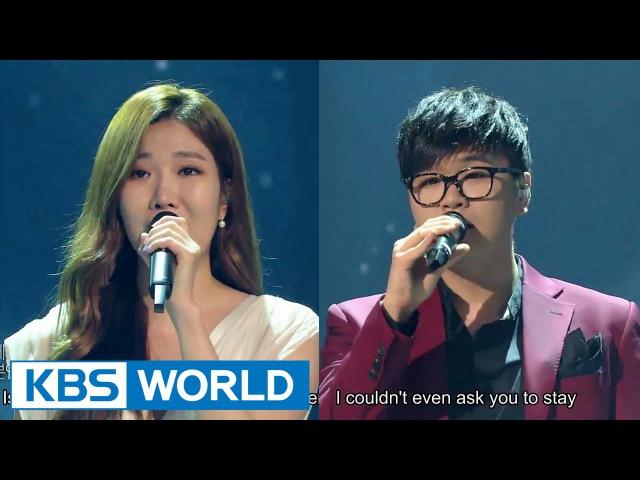 Lee HaeRi Shin YongJae - Don't Leave | 이해리 신용재 - 떠나지 마 [Immortal Songs 2]