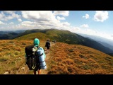 Поход в Карпаты,Говерла и озеро Несамовитое