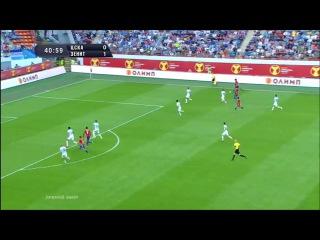 ЦСКА Москва - Зенит 0-1 (23 июля 2016 г, Суперкубок России)