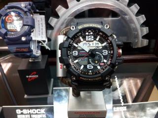 Cs-time.ru CASIO G-SHOCK MUDMASTER GG-1000-1A. Грязезащищенные противоударные водонепроницаемые часы