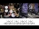 Drum Lesson Drumeo Как улучшить грувы нечетных размеров BKR