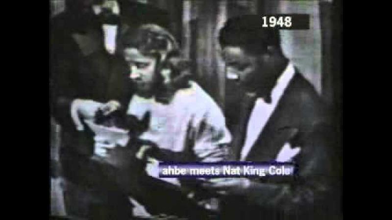 Eden Ahbez 1948 gulf oil Cole Boone