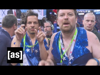 RNC: Freedom Girls | The Eric Andre Show | Adult Swim