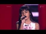 Милана Мирзаханян (Звезда ) Голос - дети 3 сезон