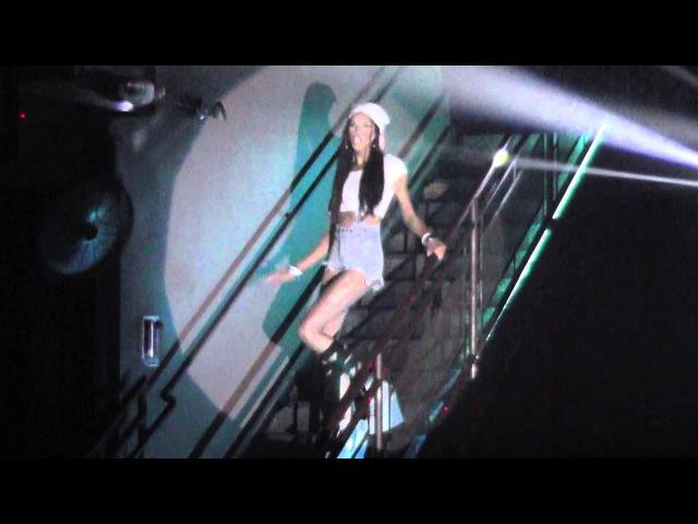 NAOMI SMALLS at Raven's Raucous Roundup on 11 3 13 at 340nightclub