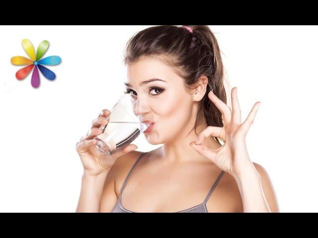 Как пить воду, чтобы худеть? 3 секрета от мировых диетологов – Все буде добре. Выпуск 767 от 2.03.16