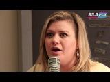 Келли Кларксон  Kelly Clarkson on 95.5 PLJ (Part 1) 11 03 2015