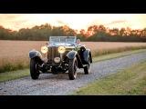 Bentley 8 Litre Tourer by Vanden Plas YX5118 '1932
