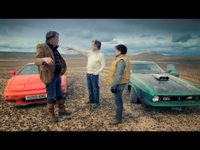 Топ Гир: Спецвыпуск в Патагонии (часть 3)
