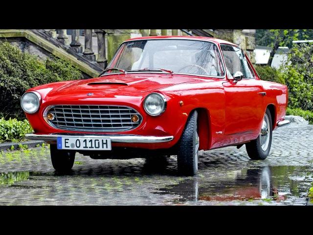 Fiat O S C A 1500 Sport Coupe by Viotti 118 '1957–59 » Freewka.com - Смотреть онлайн в хорощем качестве