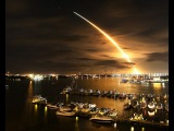 Rockets Near God's Sky Dome.
