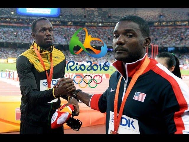 Trailer Rio 2016 Olympic Games 100m Usain Bolt vs the World HD
