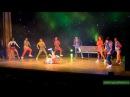 """Выступление шоу-балета Аллы Духовой """"Тодес"""" (Todes) - Танцуем любовь"""