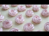 Зефир малиновый Raspberry Zephyr Raspberry Marshmallows