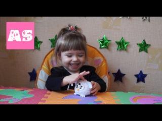 Мини ферби для маленькой Александры / A little furby for a little girl