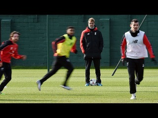Exclusive: 10 minutes behind-the-scenes at Melwood
