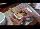 МК гитара для куклы