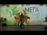 Выступление на фестивале FOOD FEST 2016,Пономаренко Людмила