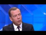 Медведев о Чайке и мерах