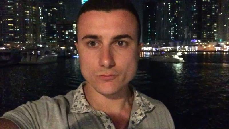 Прогулка на яхті в Дубаях 2016 р.