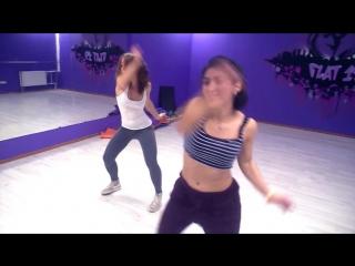 Up in Deh Melina & Anya (choreo by Kimiko) Dancehall