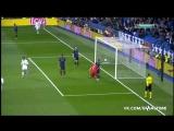 Реал  Мадрид - Мальме 1:0. Гол Бензема.