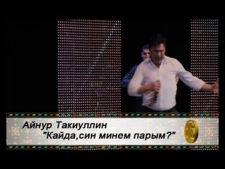 Айнур Такиулла