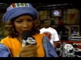 Mary J. Blige with Grand Puba performing