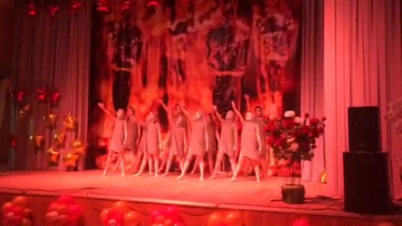 Танцы в Октябрьском. Студия