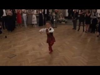 Вариация Джеймса из балета