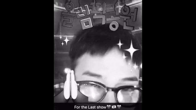 G Dragon Instagram updates xxxibgdrgn BIGBANGMADEWORLDTOUR IN SEOUL KOREA FINALE LASTDAY✔️ 06 03 16