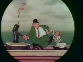 Морячок Папай и Синдбад мореход