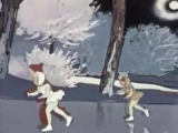 Сборник советских новогодних мультфильмов