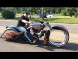 Необычный мотоцикл(Ballistic Cycles 30)