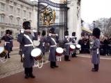 Buckingham Palace, Change of the guard