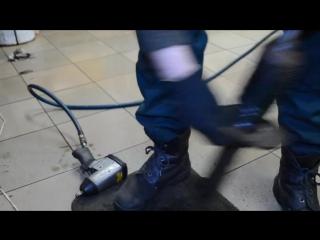 Замена передних пружин шкода октавия -Octavia