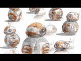 Звёздные Войны_ Пробуждение Силы - о дроиде BB-8