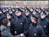 ПРОДАЖНАЯ ПОЛИЦИЯ ОБОЛОНСКОГО РОВД и преступники-- 1 батальона Новой Полиции-патруль №815