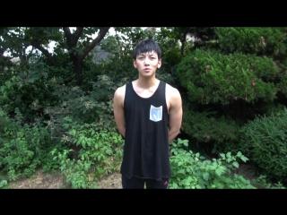 Чжи Чан Вук - Ice Bucket Challenge 25.08.2014 г. (Кр. Glorious Entertainment)