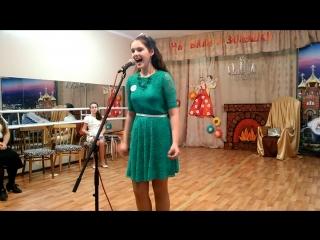 Альбина Ткаченко - Конкурс На балу у золушки 2016г. ГУ ЛЦДЮТ ВОСТОК